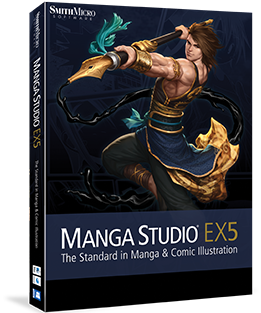 MangaStudioEX5_Boxshot