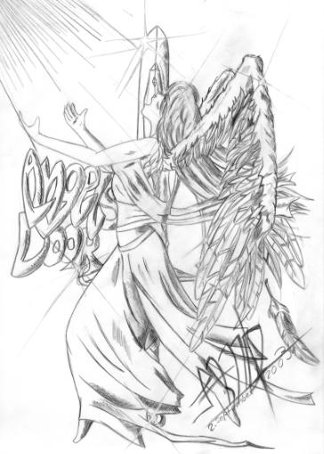 Angels Door Scan