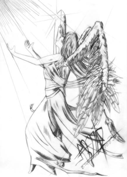 Angels Door überarbeitet